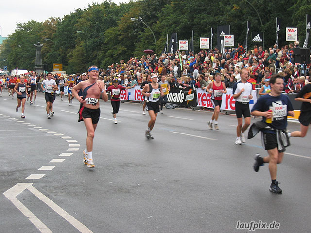 Berlin Marathon 2004 - 647