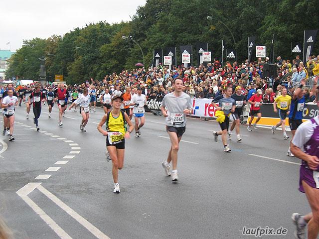 Berlin Marathon 2004 - 652