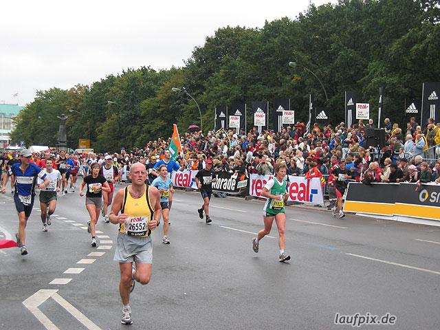 Berlin Marathon 2004 - 654