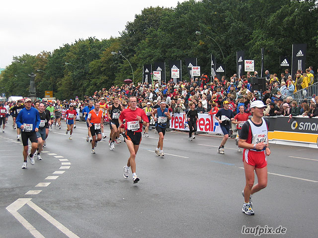 Berlin Marathon 2004 - 655