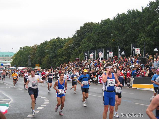Berlin Marathon 2004 - 657