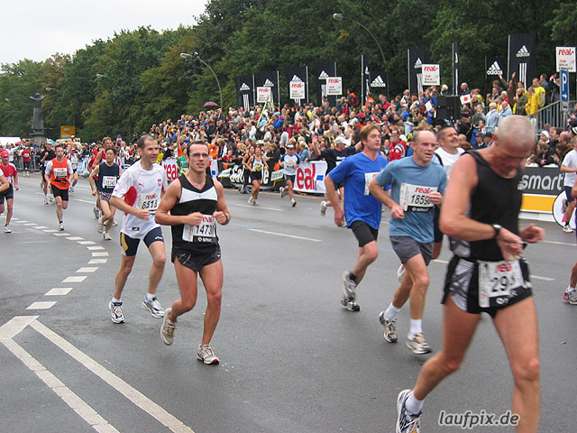 Berlin Marathon 2004 - 664