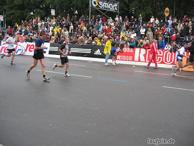 Berlin Marathon 2004 - 666