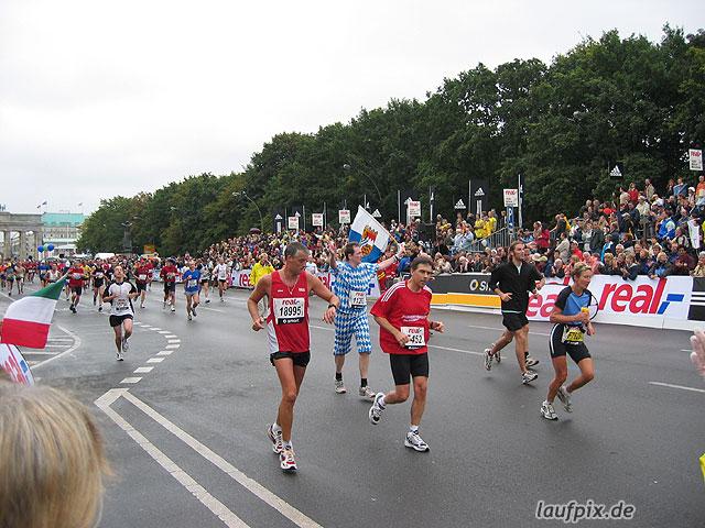 Berlin Marathon 2004 - 668