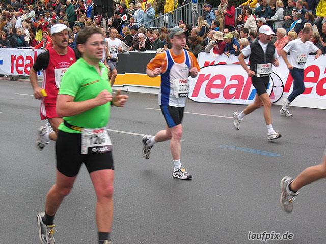 Berlin Marathon 2004 - 672
