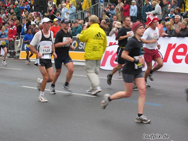 Berlin Marathon 2004 - 677