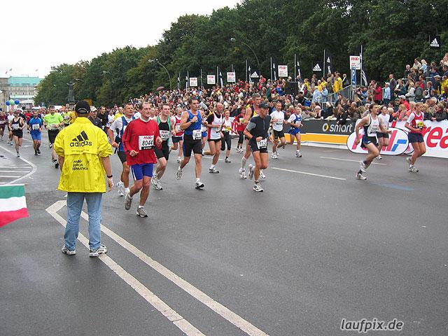 Berlin Marathon 2004 - 683