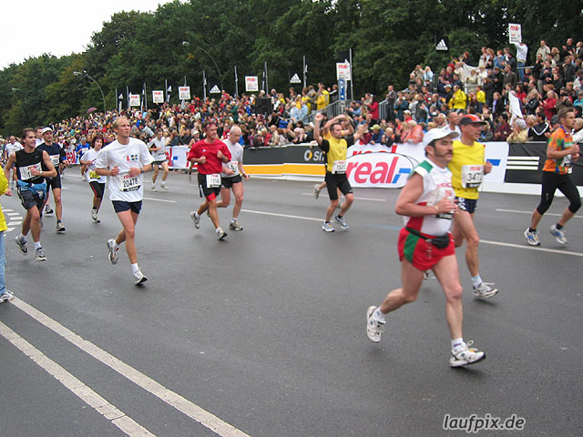 Berlin Marathon 2004 - 691