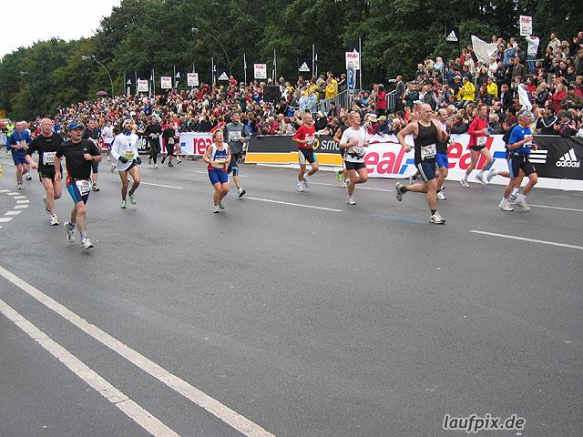 Berlin Marathon 2004 - 693