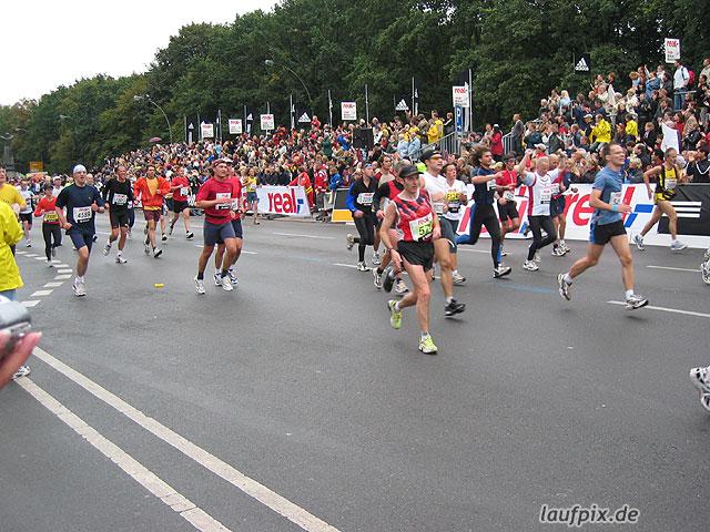 Berlin Marathon 2004 - 696