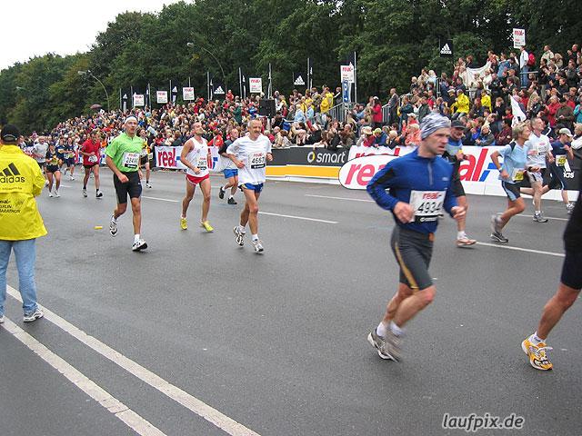 Berlin Marathon 2004 - 698