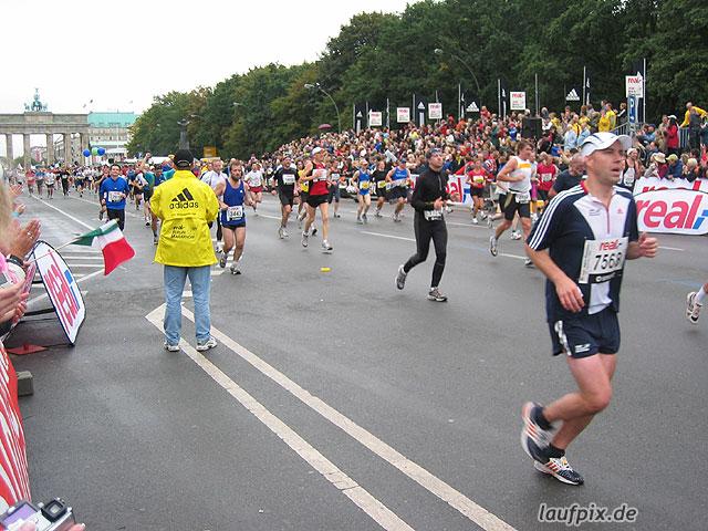 Berlin Marathon 2004 - 699