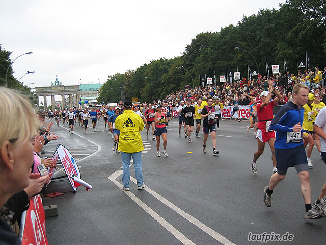 Berlin Marathon 2004 - 702