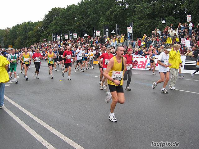 Berlin Marathon 2004 - 704