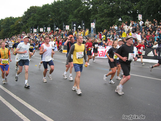 Berlin Marathon 2004 - 706