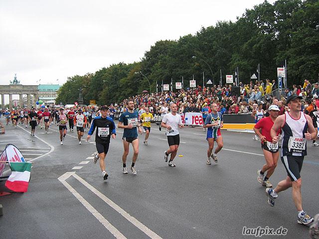 Berlin Marathon 2004 - 709
