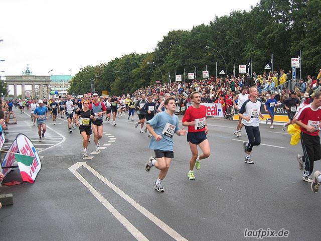 Berlin Marathon 2004 - 710