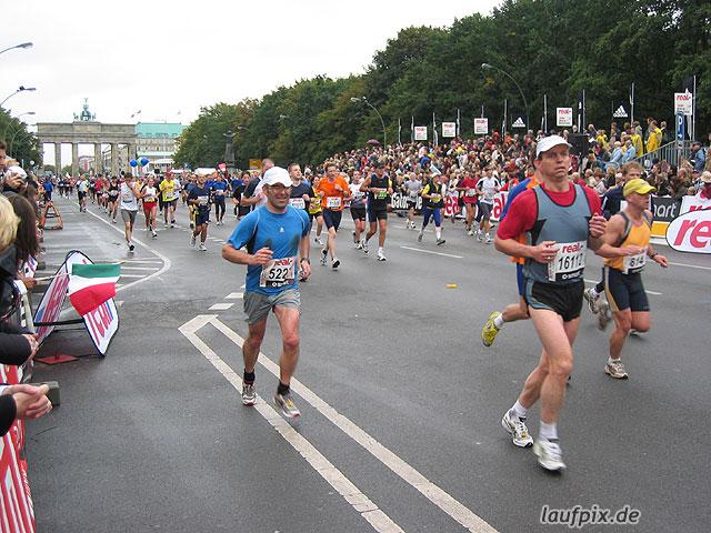 Berlin Marathon 2004 - 711