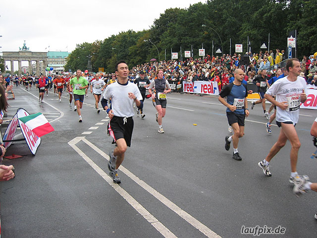 Berlin Marathon 2004 - 714
