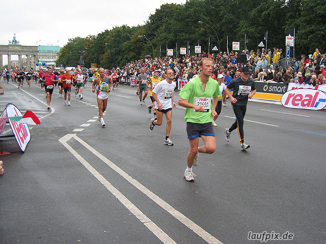 Berlin Marathon 2004 - 715