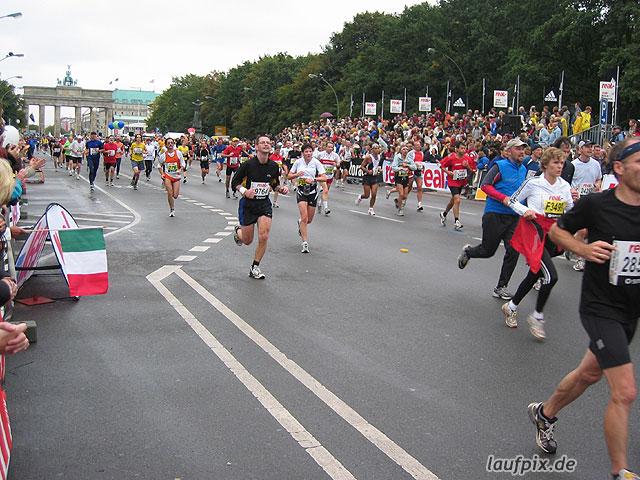 Berlin Marathon 2004 - 716