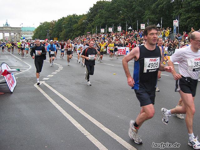 Berlin Marathon 2004 - 722