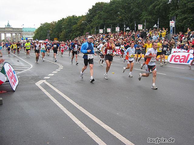 Berlin Marathon 2004 - 723