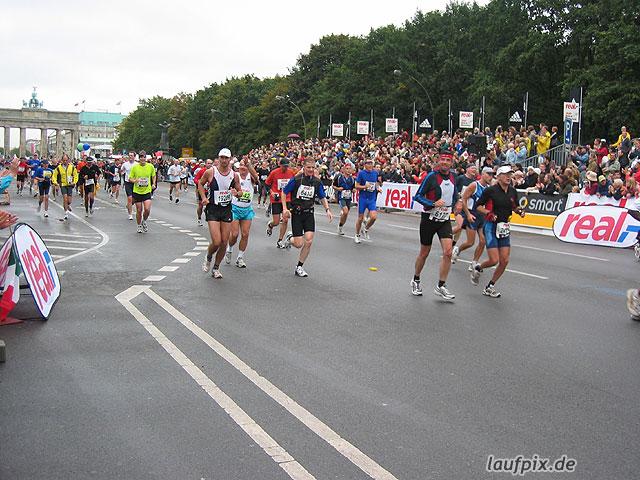 Berlin Marathon 2004 - 724