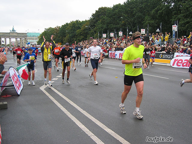 Berlin Marathon 2004 - 725