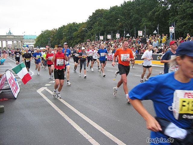 Berlin Marathon 2004 - 726