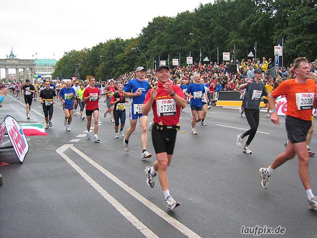 Berlin Marathon 2004 - 727