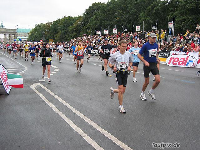 Berlin Marathon 2004 - 729