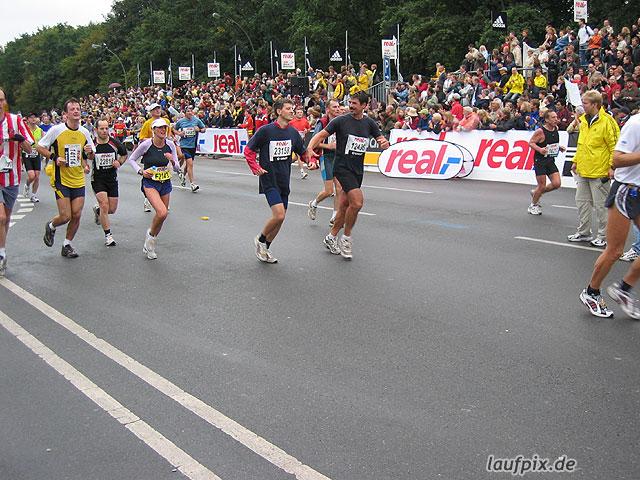 Berlin Marathon 2004 - 730