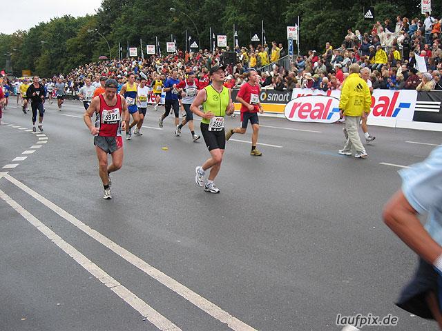 Berlin Marathon 2004 - 731