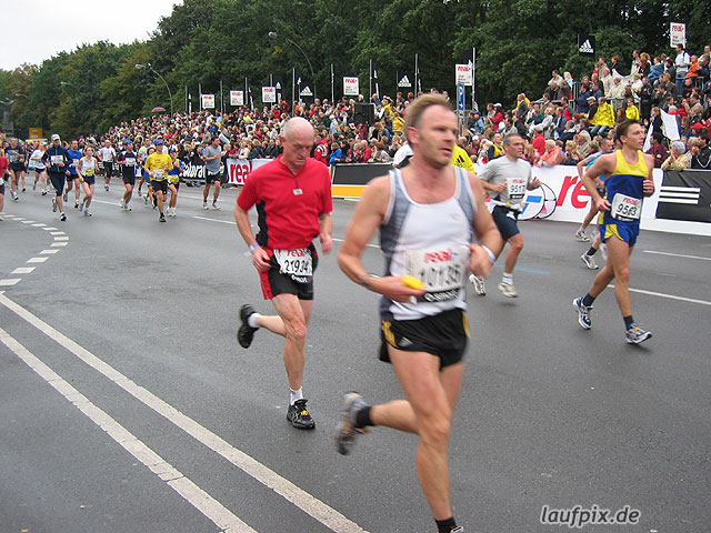 Berlin Marathon 2004 - 732