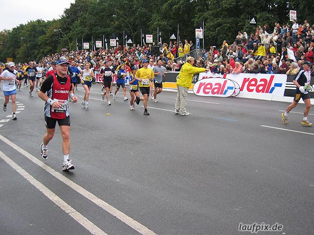 Berlin Marathon 2004 - 733