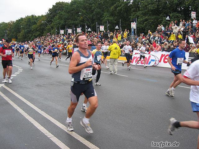 Berlin Marathon 2004 - 734