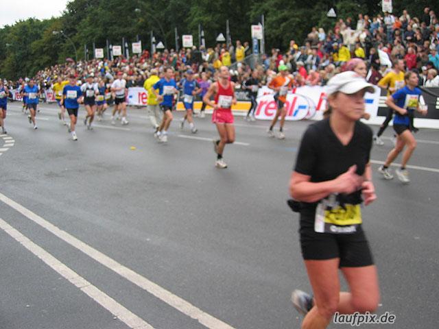 Berlin Marathon 2004 - 735
