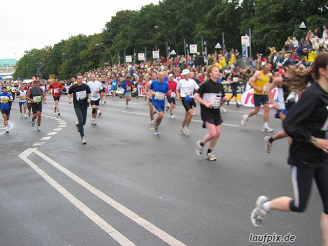 Berlin Marathon 2004 - 737