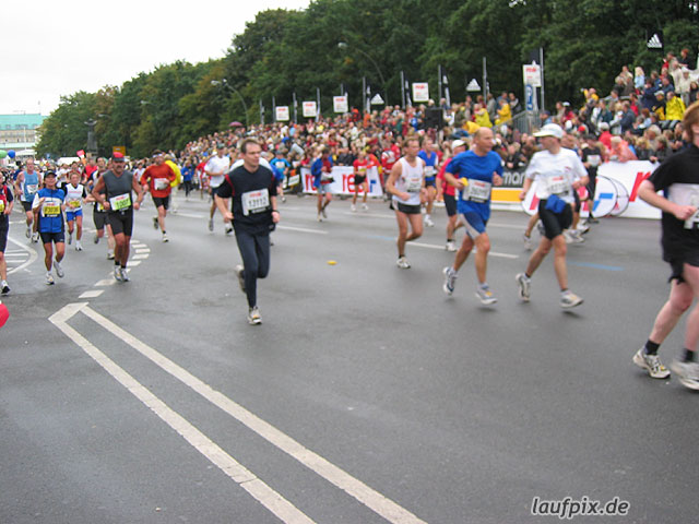 Berlin Marathon 2004 - 738