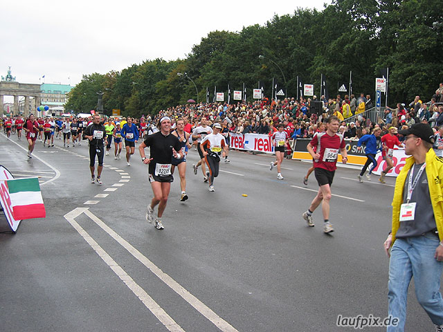 Berlin Marathon 2004 - 739