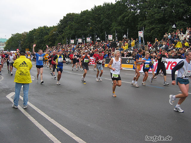 Berlin Marathon 2004 - 741
