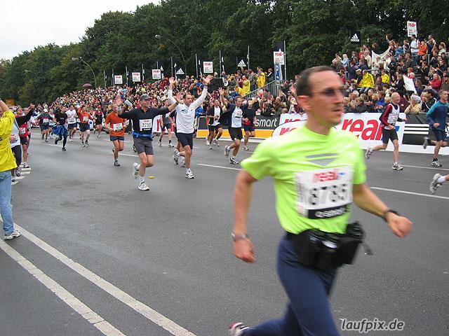 Berlin Marathon 2004 - 744