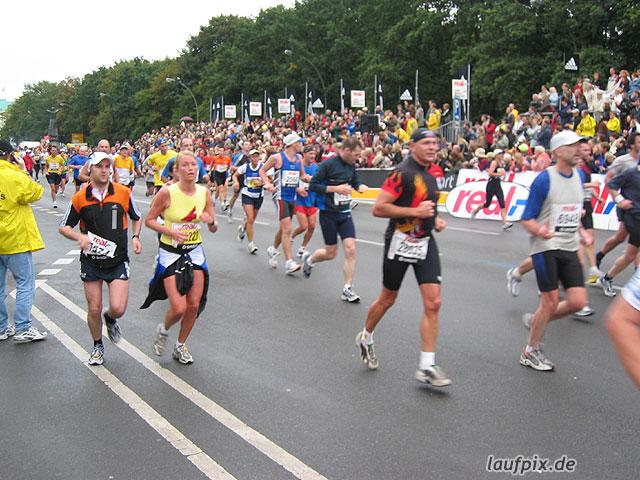 Berlin Marathon 2004 - 748