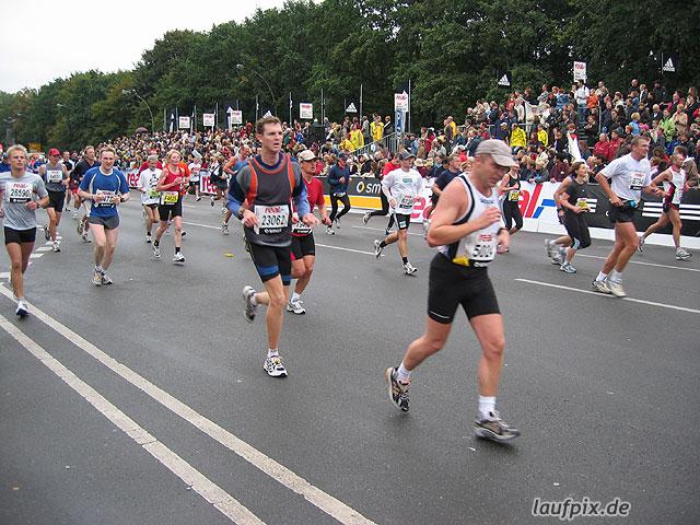 Berlin Marathon 2004 - 753