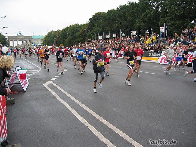 Berlin Marathon 2004 - 756