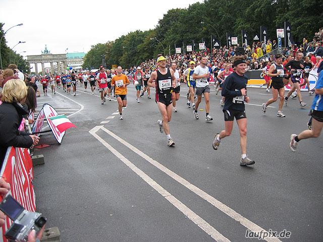 Berlin Marathon 2004 - 757