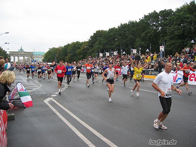 Berlin Marathon 2004 - 761