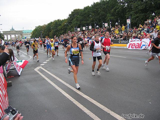 Berlin Marathon 2004 - 762