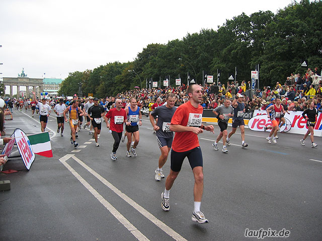 Berlin Marathon 2004 - 766